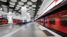 Länsimetro Tapiola station